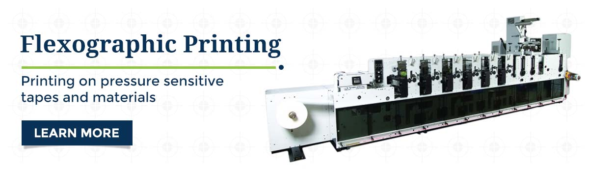 Flexographic Printing   AMD Labels